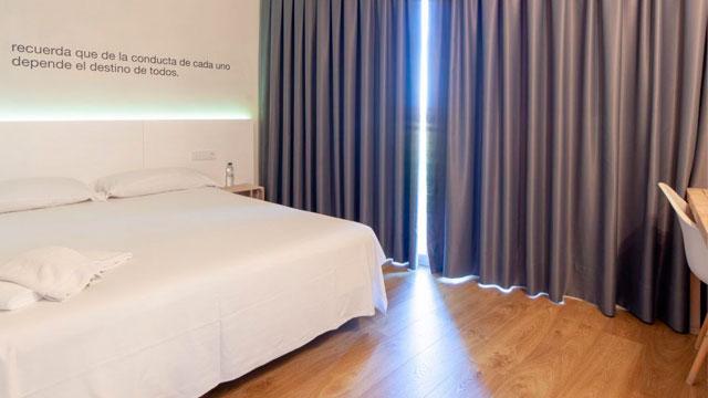 Habitación Superior del Dynamic Hotel